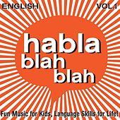 English, Vol. One by Habla blah blah