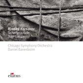 Rimsky-Korsakov : Scheherazade & Tsar Saltan Suite by Daniel Barenboim