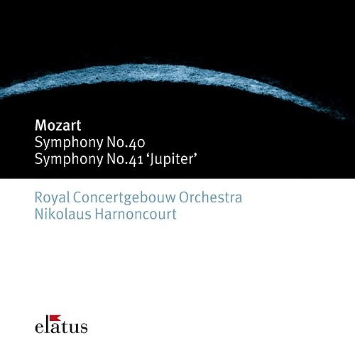 Play & Download Mozart : Symphonies Nos 40 & 41, 'Jupiter' by Nikolaus Harnoncourt | Napster