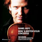 Play & Download Berg & Britten : Violin Concertos by Daniel Hope (Classical) | Napster