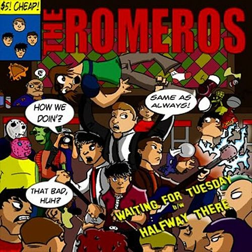 Play & Download Halfway There  - EP by Los Romeros | Napster