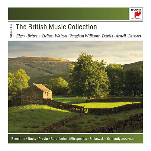 Play & Download The British Music Collection by Various Artists | Napster