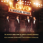 A Musical Affair von Il Divo