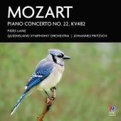 Mozart Piano Concerto No. 22, K. 482 by Piers Lane