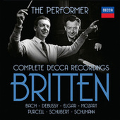 Play & Download Britten The Performer by Various Artists | Napster