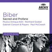 Biber: Sacred And Profane by Various Artists