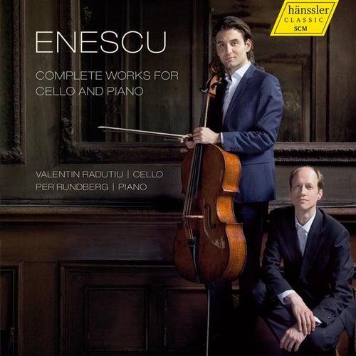 Play & Download Enescu: Complete Works for Cello & Piano by Valentin Radutiu | Napster