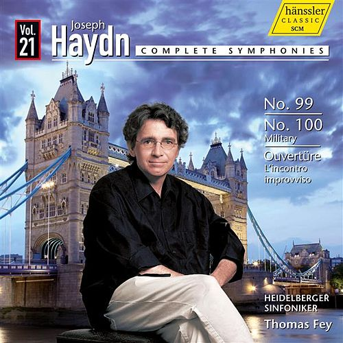 Play & Download Haydn: Complete Symphonies, Vol. 21 by The Heidelberg Symphony Orchestra | Napster