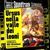Play & Download Ursus nella valle dei leoni (OST) [1961] by Riz Ortolani | Napster
