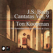 Play & Download J. S. Bach: Cantatas Vol. 9 by Amsterdam Baroque Orchestra | Napster