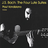 Play & Download J.S.Bach: The Four Lute Suites by Paul Vondiziano | Napster
