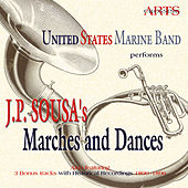 Play & Download J.P. Sousa's Marches & Dances by United States Marine Band | Napster