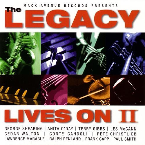 Play & Download The Legacy Lives On II by Various Artists | Napster