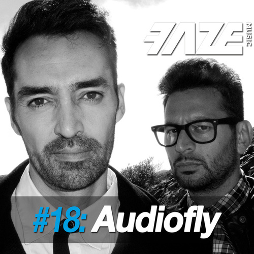 Faze DJ Set #18: Audiofly by Various Artists