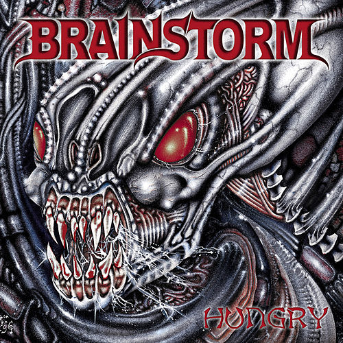 Play & Download Hungry by Brainstorm (Metal) | Napster