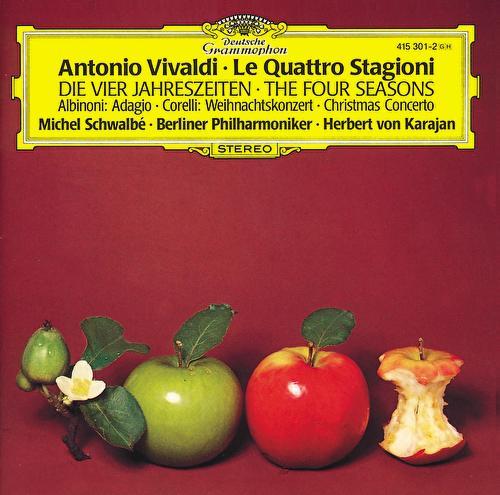 Vivaldi: Le quattro stagioni / Albinoni: Adagio / Corelli: Christmas Concerto by Various Artists