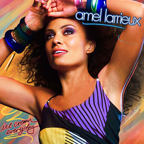 Ice Cream Everyday by Amel Larrieux