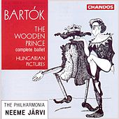 Bartok: The Wooden Prince & Hungarian Pictures by Philharmonia Orchestra