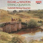 Play & Download Elgar & Walton: String Quartets by Gabrieli String Quartet | Napster