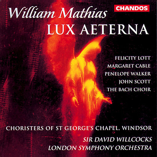 Play & Download Mathias: Lux aeterna by Felicity Lott | Napster