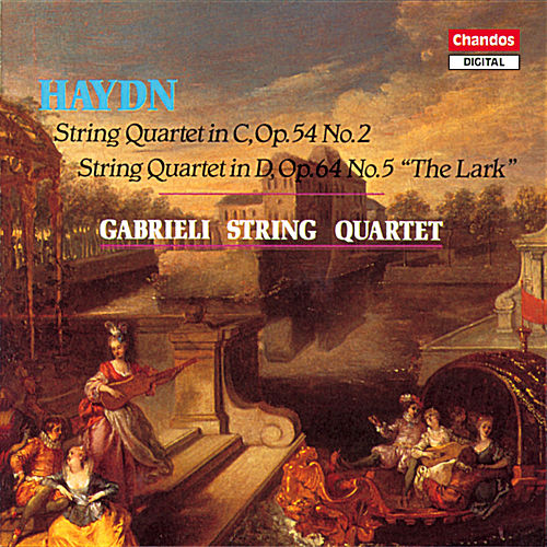 Play & Download Haydn: String Quartets Nos. 2 & 5 by Gabrieli String Quartet | Napster