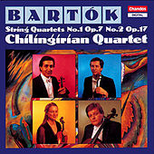 Bartok: String Quartets Nos. 1 and 2 by Chilingirian String Quartet