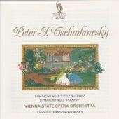 Tchaikovsky: Symphony No. 2 & No. 3 by Vienna State Opera Orchestra