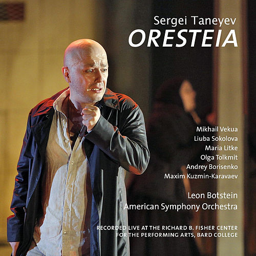 Play & Download Taneyev: Oresteia by Various Artists | Napster