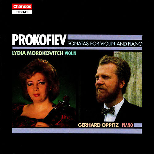 Play & Download Prokofiev: Sonatas for Violin and Piano by Lydia Mordkovitch | Napster