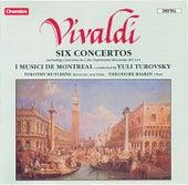 Vivaldi: Six Concertos de Various Artists