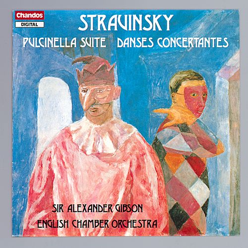 Play & Download Stravinsky: Pulcinella Suite & Danses Concertantes by English Chamber Orchestra | Napster