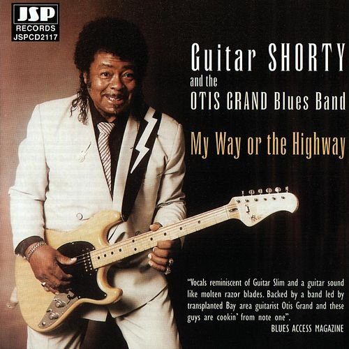 Play & Download My Way On The Highway by Guitar Shorty | Napster