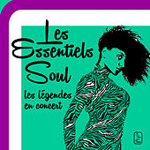 Les Essentiels Soul: les légendes en concert, 30 performances live par les Whispers, Delfonics et Temptations! by Various Artists