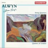 Alwyn: String Quartets by The Quartet Of London