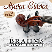 Brahms Musica Clasica  Vol. 1 by Johannes Brahms