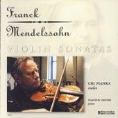 Play & Download Franck - Mendelssohn: Violin Sonatas by Timothy Hester | Napster