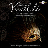 Play & Download Vivaldi: Opera Overtures by Modo Antiquo | Napster