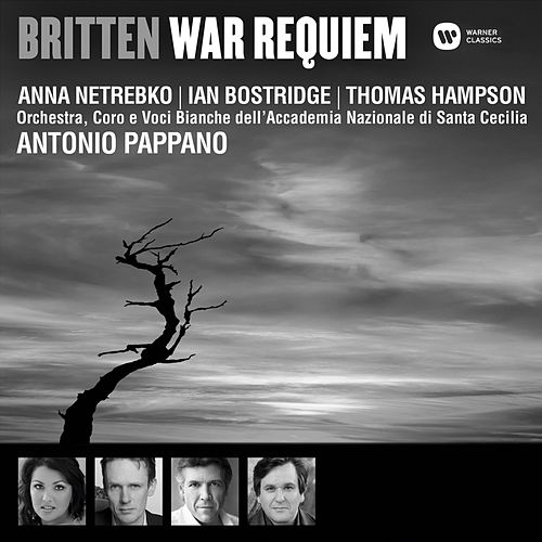 Play & Download Britten: War Requiem by Antonio Pappano | Napster
