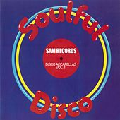 SAM Records Disco Accapellas - Vol 1 by Various Artists