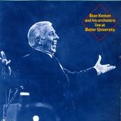 Live At Butler University by Stan Kenton