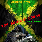 TOP Reggae Songs From Jamaica August 2013 by Various Artists