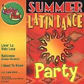 Summer Latin Dance Party by The Countdown Dance Masters