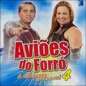 Play & Download Aviões do Forró Vol. 4 by Aviões Do Forró | Napster