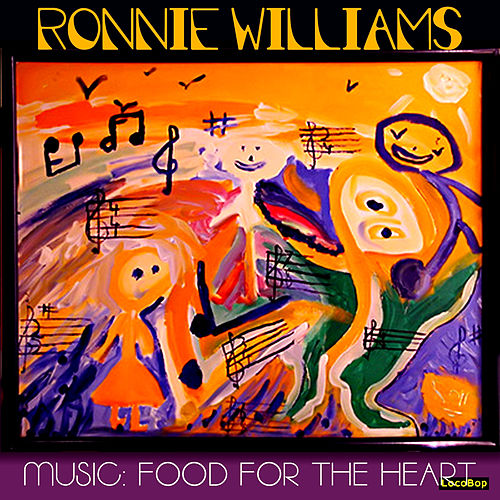 Music: Food for the Heart by Ronnie Williams