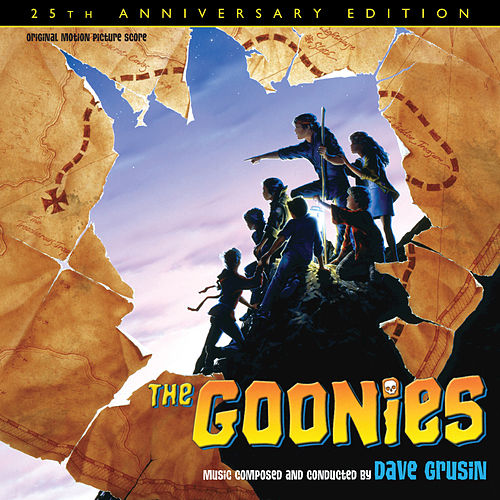 The Goonies:  25th Anniversary Edition by Dave Grusin