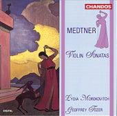 Play & Download Medtner: Violin Sonatas Nos. 1 & 2 by Lydia Mordkovitch | Napster