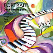 Portrait - Stravinsky, Helps, Berg, Martin by David Watkins
