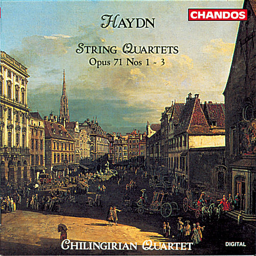 Play & Download Haydn: String Quartets, Op. 71, Nos. 1-3 by Chilingirian String Quartet | Napster