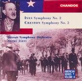 Play & Download Ives: Symphony No. 2 - Creston: Symphony No. 2 by Detroit Symphony Orchestra | Napster