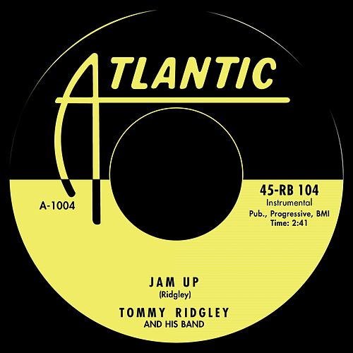 Jam Up / Jam Up Twist by Tommy Ridgley
